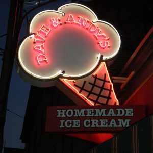 Dave & Andy's Homemade Ice Cream
